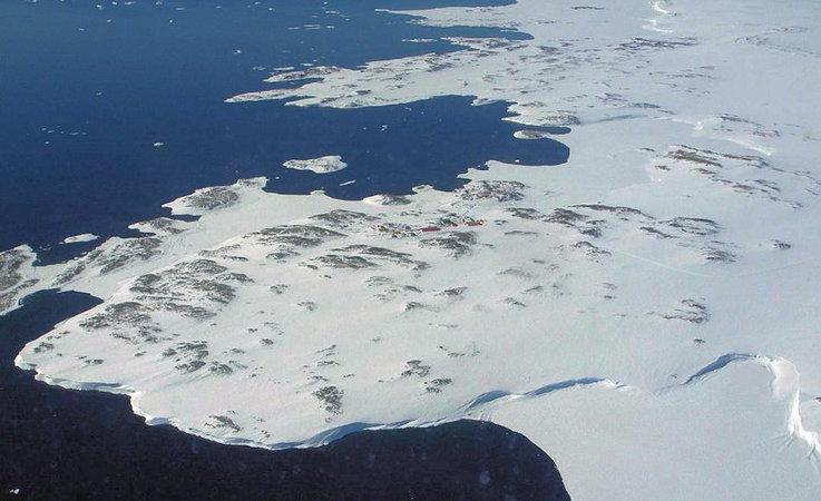 Die Windmill Inseln liegen nördlich der australischen Station Casey in der Ostantarktis. Viele der