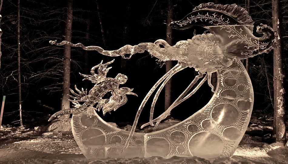 Man O War, Chris Foltz and Jillian Howell USA, Foto: Ice Alaska, Rhonda Y Konicki