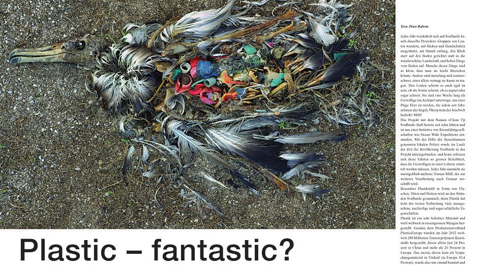 Plastic - fantastic