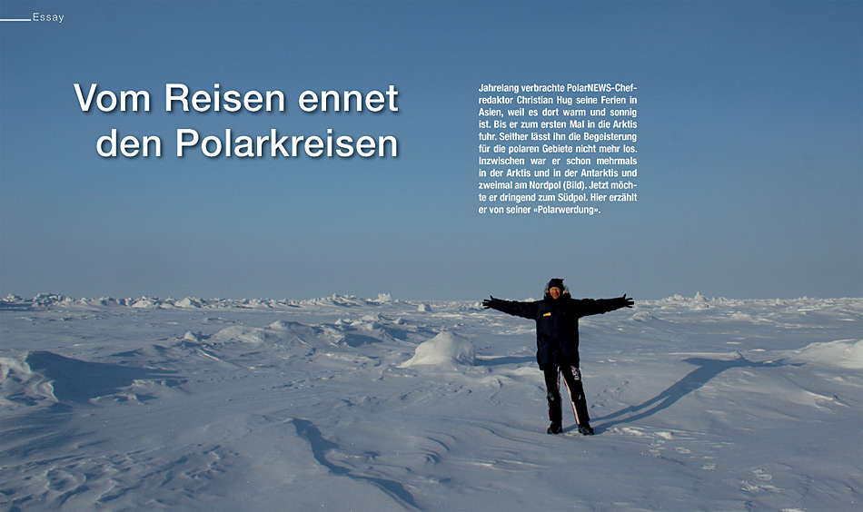 Ueber dem Polarkreis