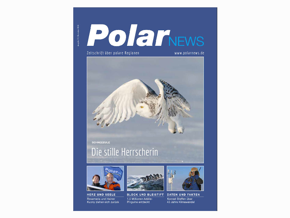 PolarNEWS 27 Titel